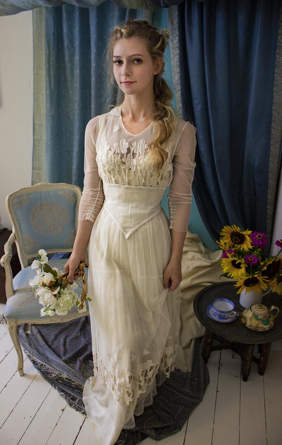 Edwardian Wedding Dresses Abigail S Vintage Bridal
